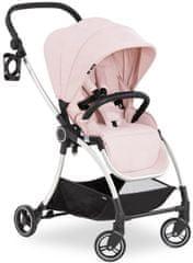 Hauck Colibri 2021 otroški voziček, melange rose
