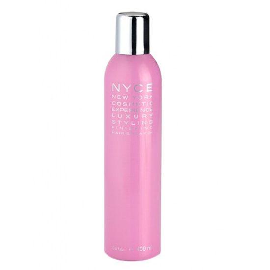 NYCE Lak na vlasy se silnou fixací (Finishing Hairspray) 400 ml