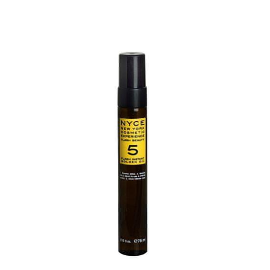 NYCE Regenerační olej na vlasy (Flash Instant Golden Oil) 75 ml