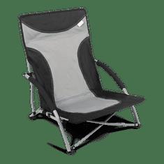 Kampa Dometic nizek stol za na plažo Sandy, Fog