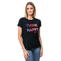 Heavy Tools T-shirt damski Misimia granatowy C4S21360NA (Rozmiar S)