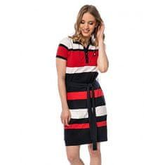 Heavy Tools Dámské šaty Vittil21 red E9S21398RE (Velikost L)