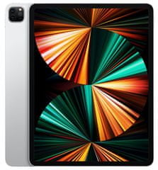 Apple iPad Pro 12,9 tablični računalnik, 128 GB, Wi-Fi, Silver (MHNG3HC/A)
