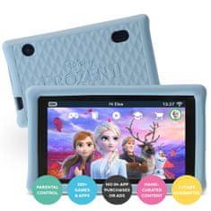 Pebble Gear Tablet dla dzieci Android Pebble Gear Kids Tablet Frozen 2, 17.8 cm (7 cal) 1.3 GHz, 1 GB, 1024 x 600 px, czarny EN