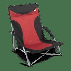Kampa Dometic nizek stol za na plažo Sandy, Ember
