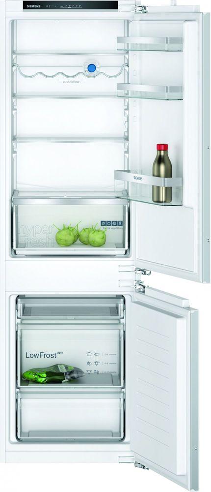 Siemens vestavná kombinovaná chladnička KI86VVFE0