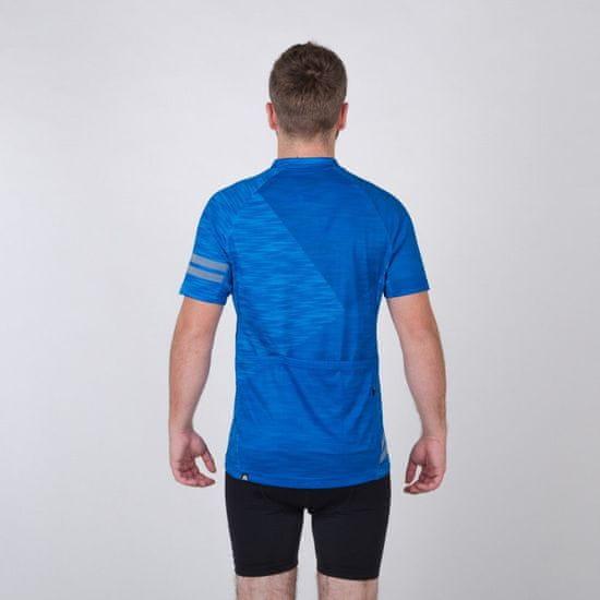 Northfinder Dewerol moška kolesarska majica, modra