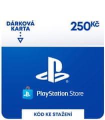 Sony PlayStation Store naplnění peněženky 250 Kč (SCEE-CZ-00025000) - elektronicky