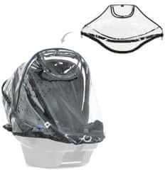 Hauck raincover carseat select