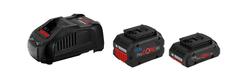 BOSCH Professional GBA ProCORE18V akumulatorski set + ProCORE18V 4 Ah (1.600.A02.14A)