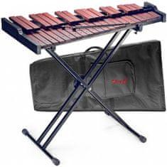 Stagg XYLO-SET 37, xylofon se stojanem a pouzdrem