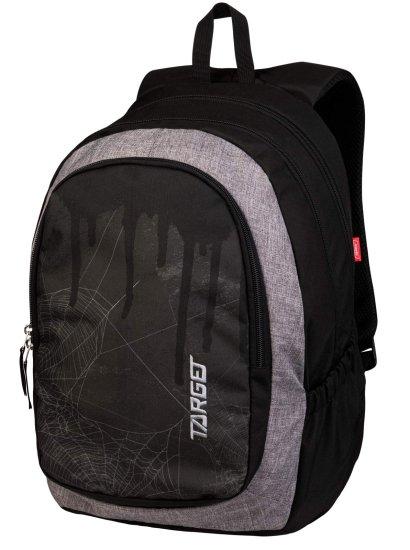 Target 3 Zip Duel ruksak, Spider Web (26934)