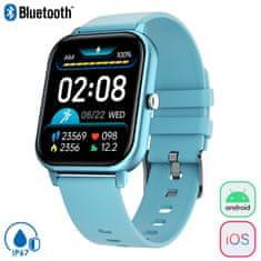Trevi T-Fit 270 športna ura, Bluetooth, IP67, modra