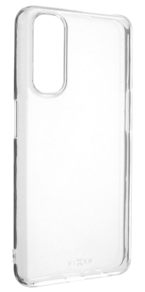 FIXED Ultratenké TPU gelové pouzdro Skin pro Realme 7, 0,6 mm FIXTCS-612, čiré