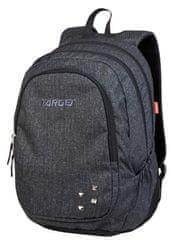 Target 3 Zip Duel nahrbtnik, Charcoal Denim (26936)