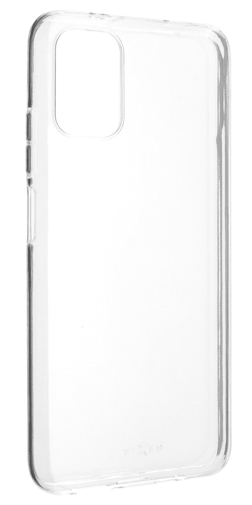 FIXED Ultratenké TPU gelové pouzdro Skin pro Xiaomi Poco M3, 0,6 mm FIXTCS-621, čiré