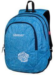 Target 3 Zip Duel ruksak, Bright Denim (26939)