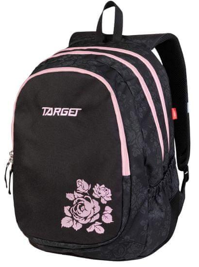 Target 3 Zip Duel ruksak, Duel Rosier (26937)
