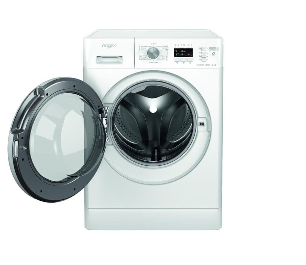 Whirlpool pračka FFL 6238 W EE + 10 let záruka na motor - použité