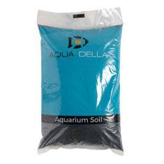 EBI AQUA DELLA AQUARIUM GRAVEL black 1-3 mm 9kg piesok do akvária