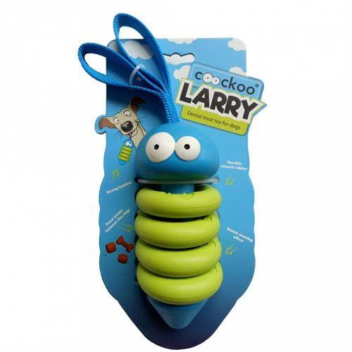 EBI COOCKOO LARRY hračka na pochoutky 16x6,8x6,8cm lime