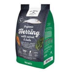 GO NATIVE Herring with Carrot and Kale 12kg ultra prémium kutyatáp 70% hústartalommal