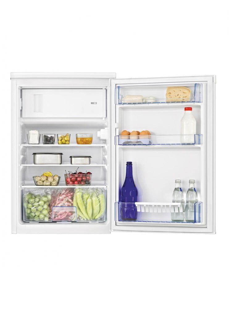 Beko lednice s mrazákem TSE 1283