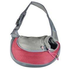 EBI textil táska Sarah bordó S - 25x15,5x43cm