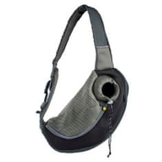 EBI textil táska Sarah fekete M - 34x19x47,5cm