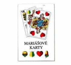 Kraftika Mariášové karty