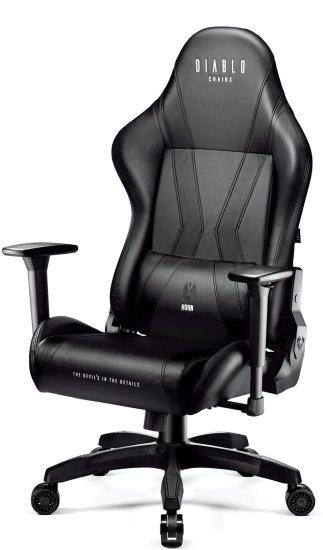 Diablo Chairs X-Horn 2.0, černá (5902560336993)