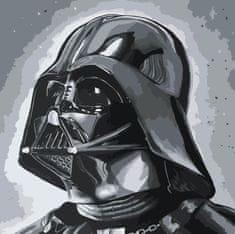 Kouzelný Art Malování podle čísel Darth Vader