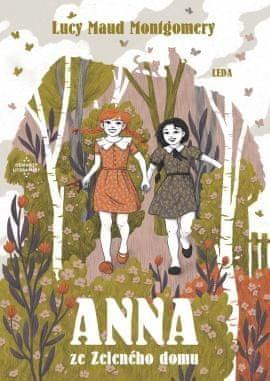 Montgomeryová Lucy Maud: Anna ze zeleného domu