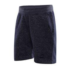 ALPINE PRO fantovske kratke hlače Otyso, 152 - 158, temno moder