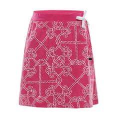 ALPINE PRO Dziewczęca spódnica Tarino 104 - 110 różowa