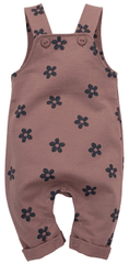 PINOKIO dívčí laclové kalhoty Happiness 1-02-2104-800T-RC 62 růžová