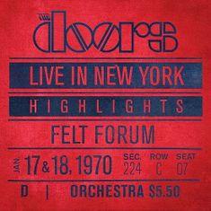 Doors: Live In New York (2x LP) - LP