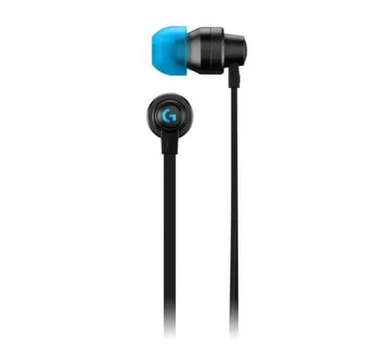 Logitech G333 slušalke, črne