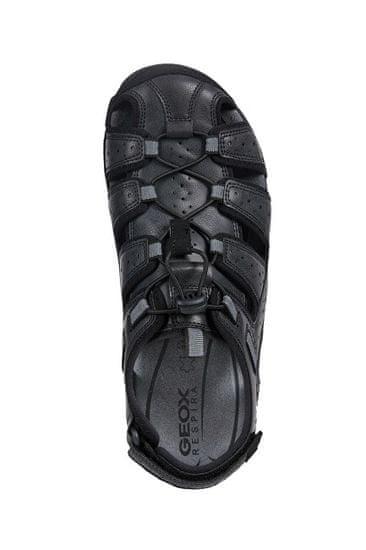Geox Pánske sandále Uomo Sandal Strada U6224B-0MEBC-C9999