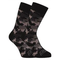 Styx Veselé ponožky vysoké maskáč (H1150) - velikost XL