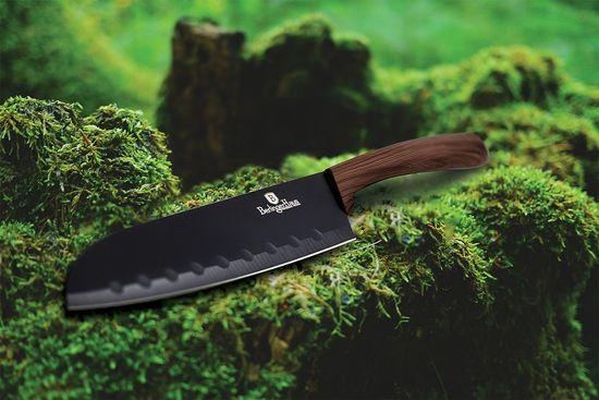 Berlingerhaus komplet noževa s magnetnim držalom Forest Line 6 komada