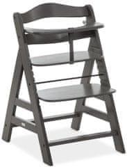 Hauck krzesełko dziecięce Alpha+ Select charcoal