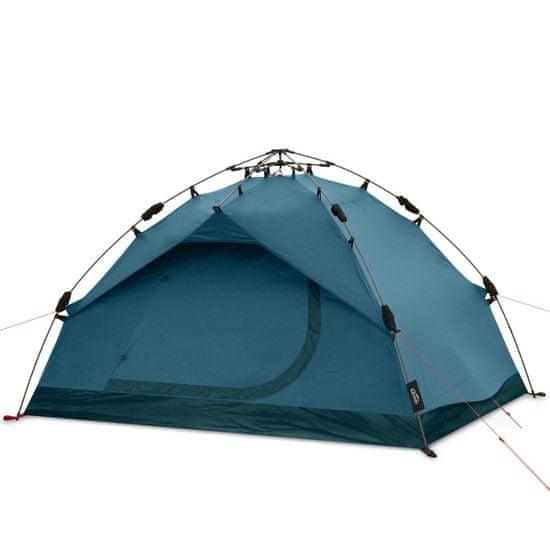 Qeedo šotor Quick Pine 3, temno moder
