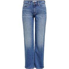 Jacqueline de Yong JDYKARL LIFE Straight Fit 15229561 jeansy damskieLightBlueDenim (Wielkość 34/30)