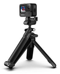 GoPro 3-Way 2.0 (AFAEM-002), fekete