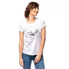 Heavy Tools Ženska majica Marion bela C4S21367WH (Velikost L)