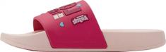 Coqui Ruki Talking Tom&Friends Candy dekliški natikači pink/Lt. Fuchsia, 24/25, roza