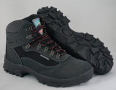Grisport polvisoki treking čevlji Eagle črni/sivi unisex , 45