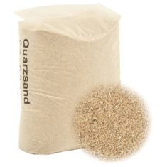 shumee Piasek filtracyjny, 25 kg, 0,4-0,8 mm