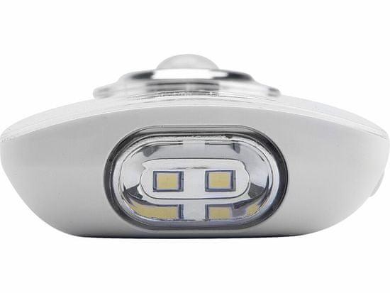 Extol Light svítilna pohotovostní s pohybovým čidlem, indukční nabíjení, Li-ion